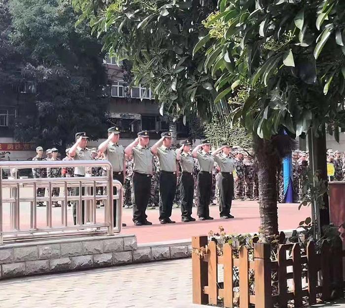 河南军事化管理学校