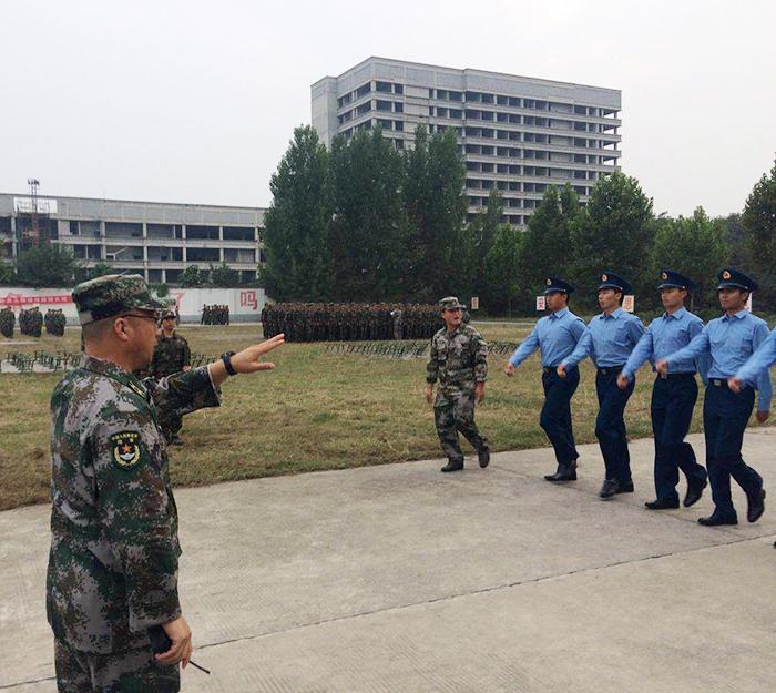 郑州军事化管理