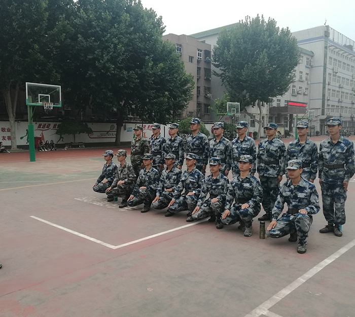 河南军事化管理公司